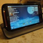 Review – HTC CR S490 Desktop Cradle for HTC Sensation / Sensation XE