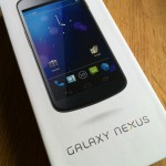 Galaxy Nexus: My first Android phone