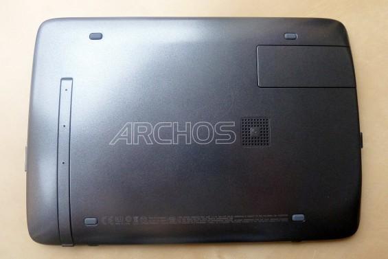 Archos 80 G9 back