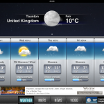 iPad / iPhone App – The Weather Channel