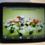 HP TouchPad gets an Ice Cream Sandwich custom rom