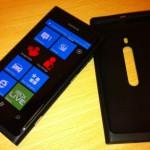 Lumia 800 first impressions