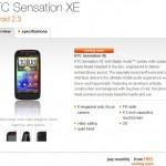 HTC Sensation XE headed to Orange
