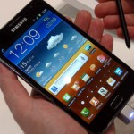 Samsung Galaxy Note – released tomorrow