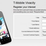 ZTE Provide another bargain – the T-Mobile Vivacity