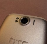 HTC Sensation XL   Up close and personal