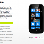 Three To Stock Nokia Lumia 710!