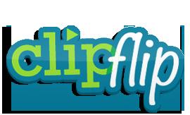 logo clipflip
