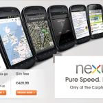 Nexus S only £199 at Carphonewarehouse