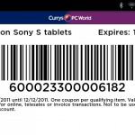 Get £50 off Sony S tablets