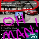 BBC iPlayer now streams over 3G