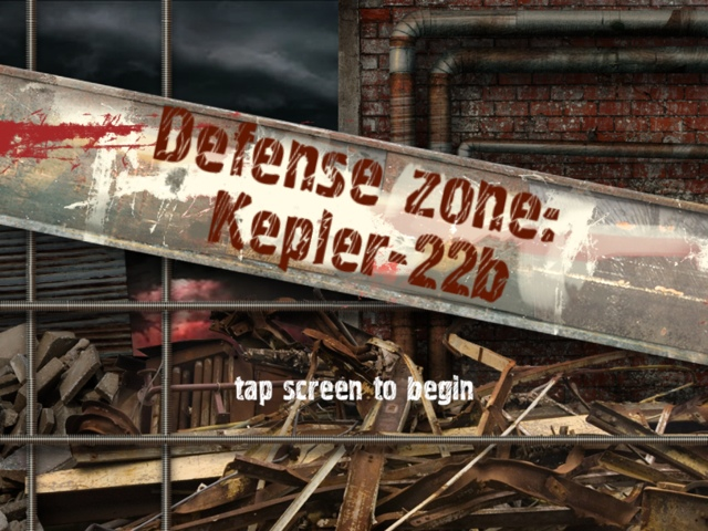 Defence Zone HD for iPad