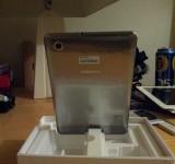 Samsung Galaxy Tab 7.7 unboxing