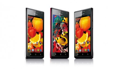 Huawei announce global availability for the Ascend P1
