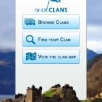 App Review – Scottish Clans