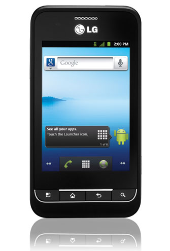 LG Mobile AS680 large