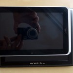 HTC Flyer vs. Archos 80 G9 – thoughts and impressions