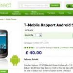 T-Mobile Rapport still cheap to buy