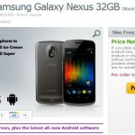 Galaxy Nexus 32GB coming to Expansys soon