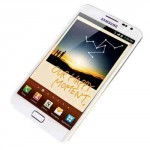 Samsung Galaxy Note in white now available at Clove