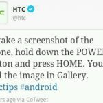 Screenshots now possible on (some) HTC Androids