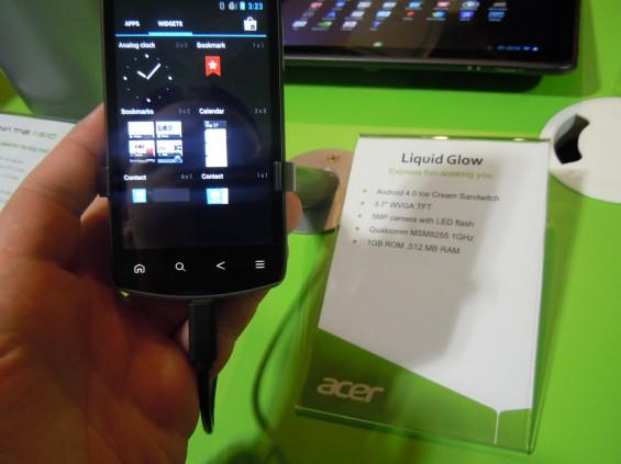 MWC   Acer Liquid Glow