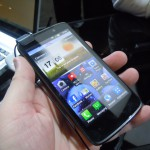 MWC – LG Optimus LTE Hands On