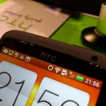 MWC – HTC One X Up close