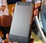 MWC   HTC One V Up close
