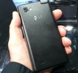 MWC   LG Optimus 4X HD   Up close