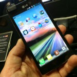 MWC – LG Optimus 4X HD – Up close