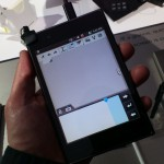 MWC – LG Optimus Vu – Hands on