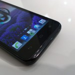 MWC – Huawei Ascend D – Up close