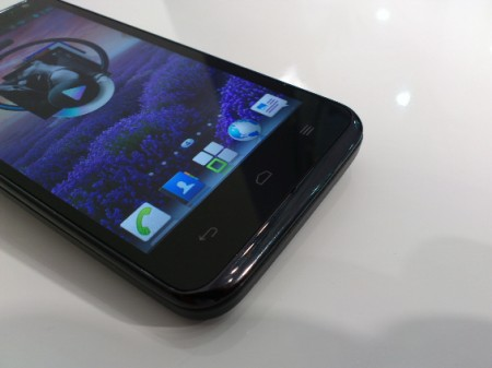 MWC   Huawei Ascend D   Up close