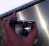 MWC   LG Optimus L5   Up close
