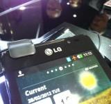 MWC   LG Optimus 3D Max   Up close