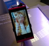 MWC   Fujitsu IS12T Hands on