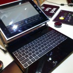 MWC – Hands on with the Novero Solana tablet / laptop hybrid
