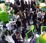 MWC   Google Android Tour