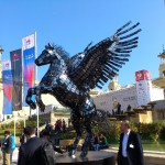 MWC – The flying horse of phones!