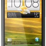 HTC One X breaks cover – First press shot