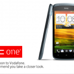Vodafone to sell HTC One X & S
