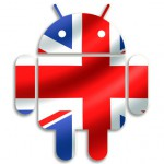 Android most used OS in UK