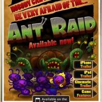 Ant Raid poster