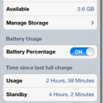 iPhone 4S battery issues – the saga continues