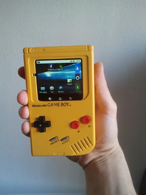 Pokemon Game Boy Color Hacks