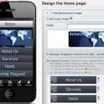 Build your own iPhone or Android app in minutes, for free
