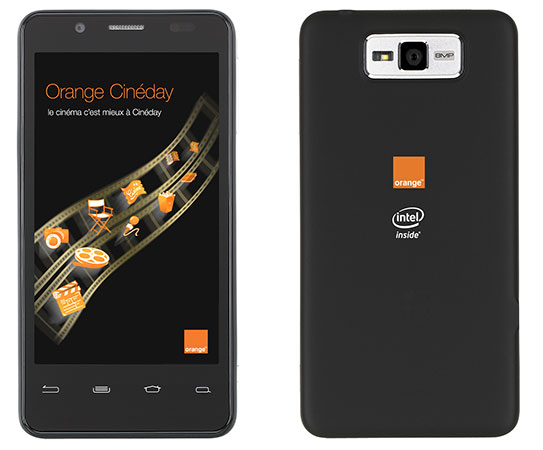 MWC   Orange to release Intels Santa Clara