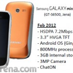 Galaxy Mini 2 set to arrive at Mobile World Congress?
