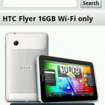 HTC Flyer down in price
